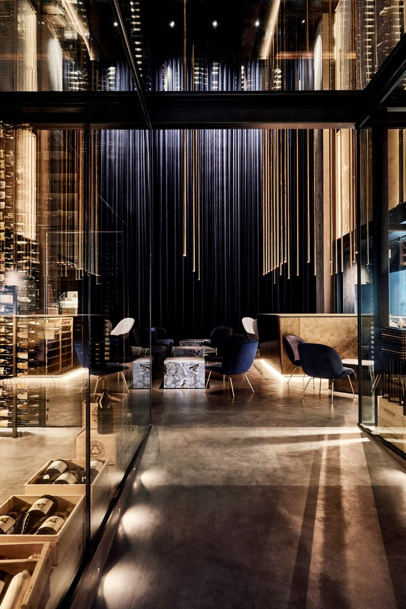 High-End Restaurant Design That Takes On An Ethereal Journey (5)