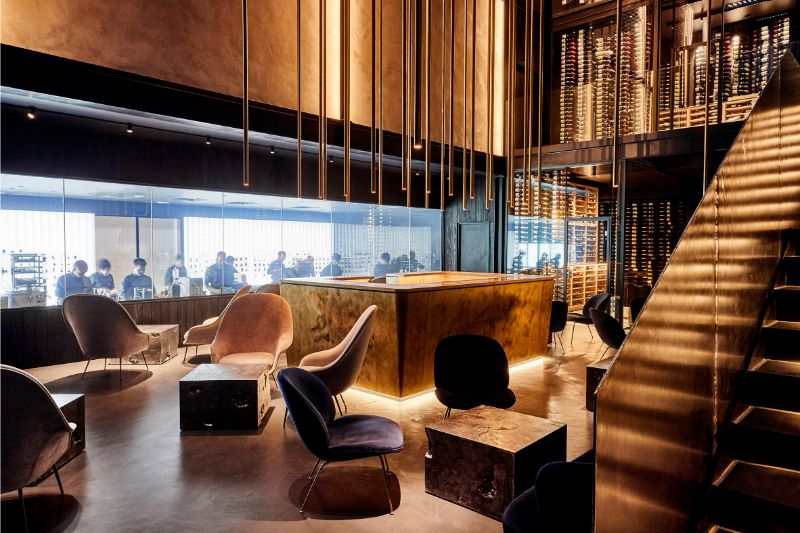 High-End Restaurant Design That Takes On An Ethereal Journey (6) restaurant design High-End Restaurant Design That Takes On An Ethereal Journey High End Restaurant Design That Takes On An Ethereal Journey 6
