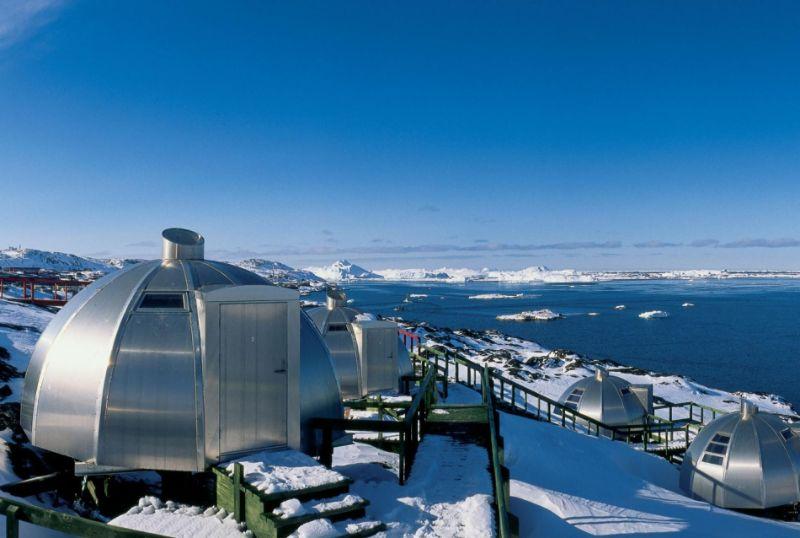 luxury retreat Icy Luxury Retreats In The Artic Circle Icy Luxury Retreats In The Artic Circle 3