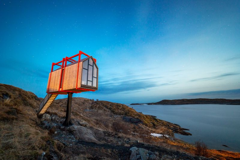 Icy Luxury Retreats In The Artic Circle (9)