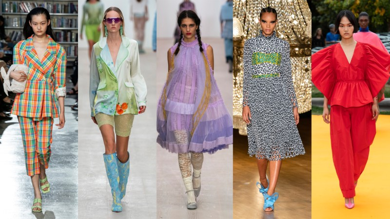 The Hottest Spring 2020 Looks From Fashion Week fashion week The Hottest Spring 2020 Looks From Fashion Week The Hottest Spring 2020 Looks From Fashion Week