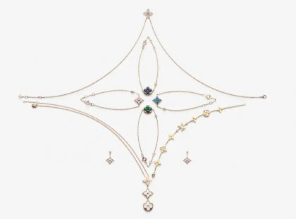 Louis Vuitton's Exquisite Star Blossom Jewellery Collection ft louis vuitton Louis Vuitton's Exquisite Star Blossom Jewellery Collection Louis Vuittons Exquisite Star Blossom Jewellery Collection ft 1 420x311
