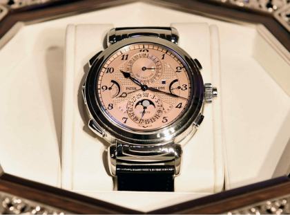 The Most Expensive Timepiece In The World Is By Patek Philippe ft most expensive timepiece The Most Expensive Timepiece In The World Is By Patek Philippe The Most Expensive Timepiece In The World Is By Patek Philippe ft 420x311   The Most Expensive Timepiece In The World Is By Patek Philippe ft 420x311
