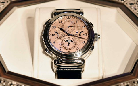 The Most Expensive Timepiece In The World Is By Patek Philippe ft most expensive timepiece The Most Expensive Timepiece In The World Is By Patek Philippe The Most Expensive Timepiece In The World Is By Patek Philippe ft 480x300