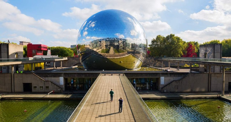 What To See In Paris - The 10 Top Architects top architect What To See In Paris – The 10 Top Architects Cit  desSciencesetdelIndustrie