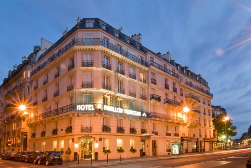 What To See In Paris - The 10 Top Architects top architect What To See In Paris – The 10 Top Architects Pavillon Monceau Hotel