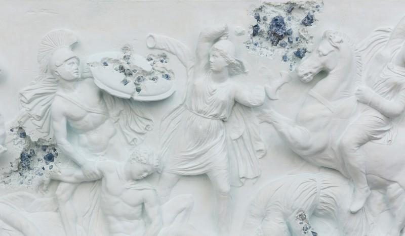 Perrotin Gallery Debuts Innovative Art Sculptures From Daniel Arsham (1) art sculptures Perrotin Gallery Debuts Innovative Art Sculptures From Daniel Arsham Perrotin Gallery Debuts Innovative Art Sculptures From Daniel Arsham 1