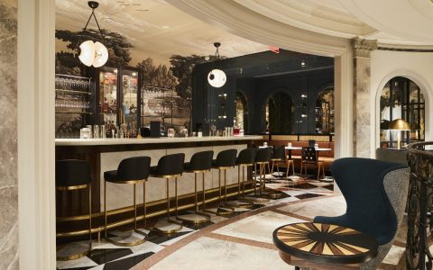 Bergdorf Goodman Opens A Brass Delight Bar In NYC ft