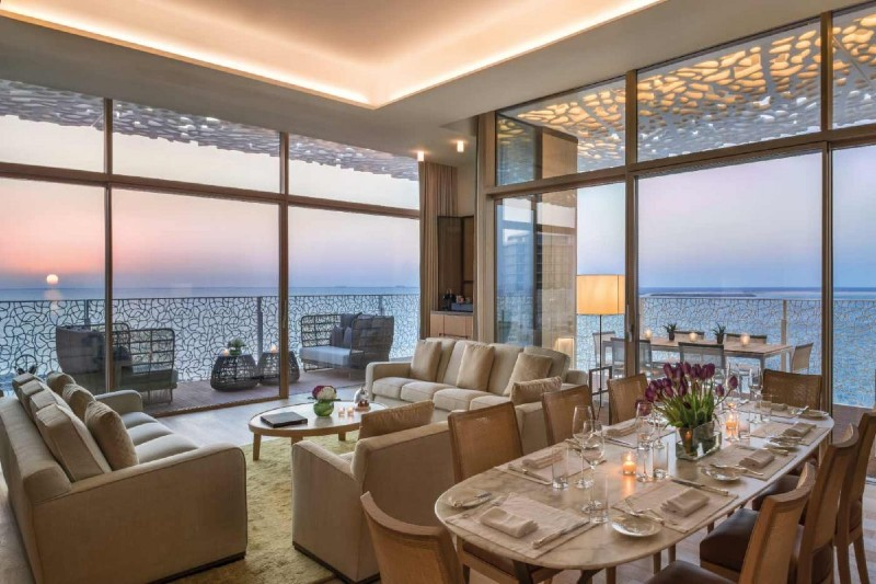Luxurious And Modern Hotels That Are Owned By Haute Couture Royalty modern hotel High Fashion Meets Luxury Hospitality With These Modern Hotels Bulgari Resort Residences