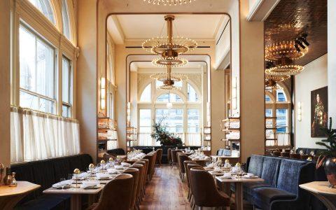 Exquisite Experiences - Verōnika, A Luxury Restaurant In NYC ft