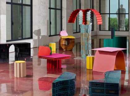 Fendi And Kueng Caputo Design Furniture Collection For It's Rome HQ ft fendi Fendi And Kueng Caputo Design Furniture Collection For It's Rome HQ Fendi And Kueng Caputo Design Furniture Collection For Its Rome HQ ft 420x311