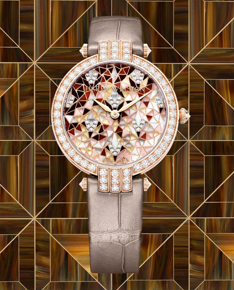 harry winston Harry Winston Displays Exquisite Craftsmanship In Latest Collection Harry Winston Displays Exquisite Craftsmanship In Latest Collection 1