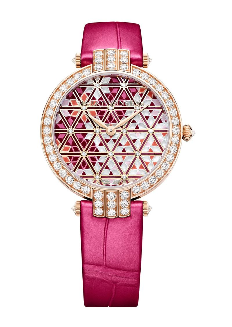 Harry Winston Displays Exquisite Craftsmanship In Latest Collection (7) harry winston Harry Winston Displays Exquisite Craftsmanship In Latest Collection Harry Winston Displays Exquisite Craftsmanship In Latest Collection 7