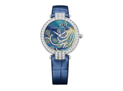 Harry Winston Displays Exquisite Craftsmanship In Latest Collection ft harry winston Harry Winston Displays Exquisite Craftsmanship In Latest Collection Harry Winston Displays Exquisite Craftsmanship In Latest Collection ft 420x311