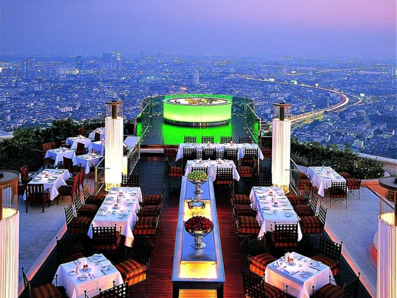 The Most Luxurious Restaurants Around The World luxurious restaurants The Most Luxurious Restaurants Around The World Imagem2 7