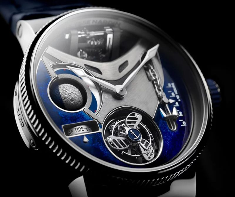 The Perfect Timepiece for Nautical Lovers timepiece The Perfect Timepiece for Nautical Lovers Imagem5 1