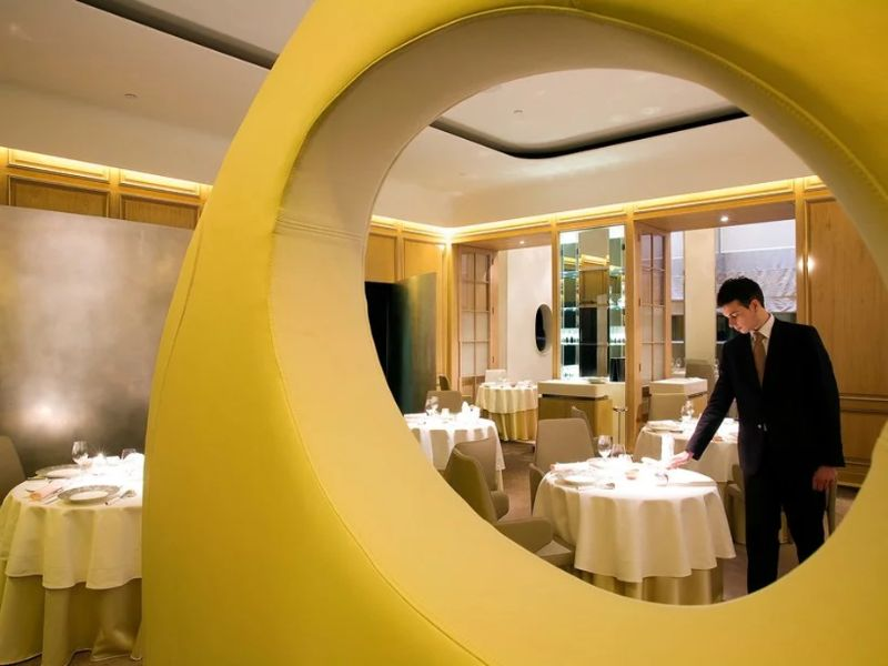 The Most Luxurious Restaurants Around The World luxurious restaurants The Most Luxurious Restaurants Around The World Imagem8 7