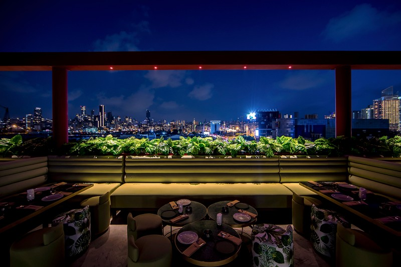 New Rooftop Bar In Beirut Seeks In Inspiration From Deities (1) rooftop bar New Rooftop Bar In Beirut Seeks In Inspiration From Deities New Rooftop Bar In Beirut Seeks In Inspiration From Deities 1