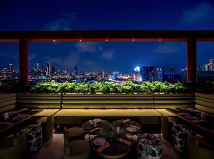 New Rooftop Bar In Beirut Seeks In Inspiration From Deities ft