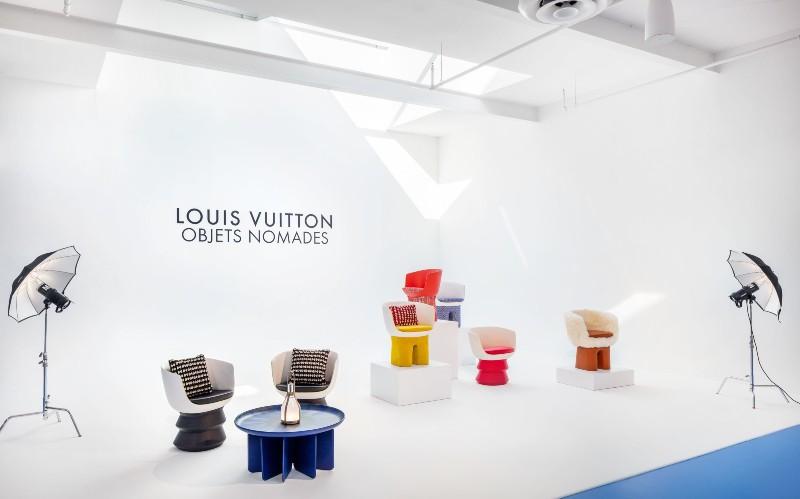 objets nomades Objets Nomades Reinvent Furniture Design Into Collectable Items Objets Nomades Reinvent Furniture Design Into Collectable Items 1