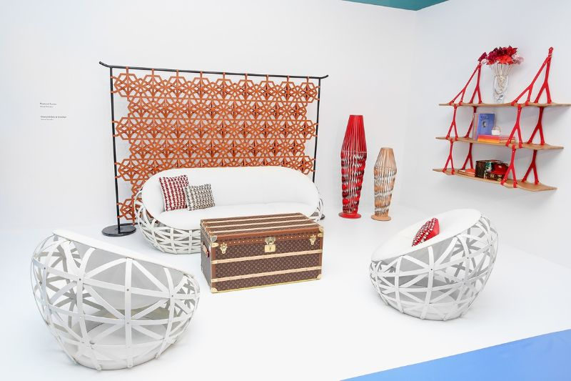 Objets Nomades Reinvent Furniture Design Into Collectable Items  (8) objets nomades Objets Nomades Reinvent Furniture Design Into Collectable Items  Objets Nomades Reinvent Furniture Design Into Collectable Items 8