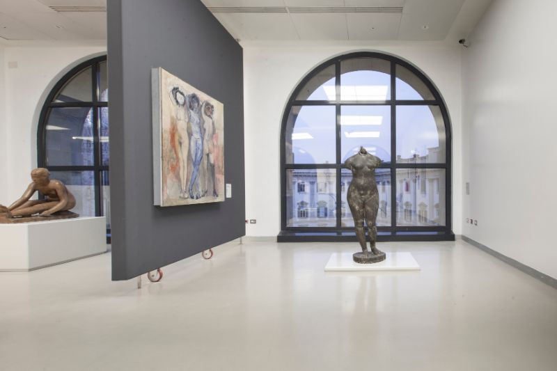 milan museum What To Do In Italy – Contemporary Milan Museums museo del novecento