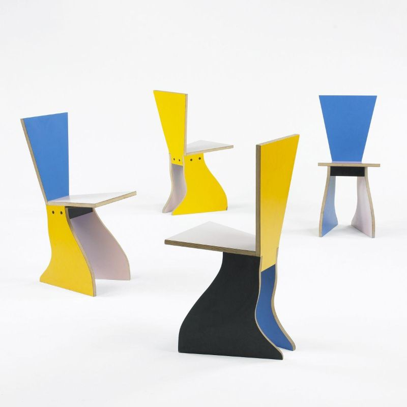 Alessandro Mendini's Colourful And Contemporary Furniture Designs (1) alessandro mendini Alessandro Mendini's Colourful And Contemporary Furniture Designs Alessandro Mendini   s Colourful And Contemporary Furniture Designs 1