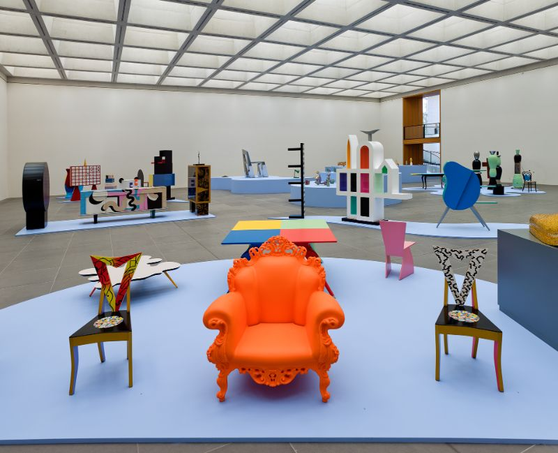 Alessandro Mendini's Colourful And Contemporary Furniture Designs (2) alessandro mendini Alessandro Mendini's Colourful And Contemporary Furniture Designs Alessandro Mendini   s Colourful And Contemporary Furniture Designs 2