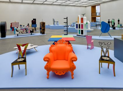 Alessandro Mendini's Colourful And Contemporary Furniture Designs ft alessandro mendini Alessandro Mendini's Colourful And Contemporary Furniture Designs Alessandro Mendini   s Colourful And Contemporary Furniture Designs ft 420x311