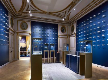 Chaumet Reopens It's Fully Renovated Paris Flagship Store ft chaumet Chaumet Reopens It's Fully Renovated Paris Flagship Store Chaumet Reopens Its Fully Renovated Paris Flagship Store ft 420x311