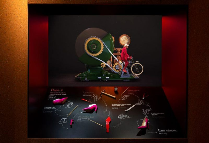 Christian Louboutin Displays Its Works And Creativity In Iconic Exhibition (6) christian louboutin Christian Louboutin Displays Its Works And Creativity In Iconic Exhibition Christian Louboutin Displays Its Works And Creativity In Iconic Exhibition 6
