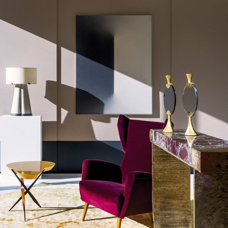 Luxurious and Sophisticated Interiors Brought Us By Achille Salvagni (5)