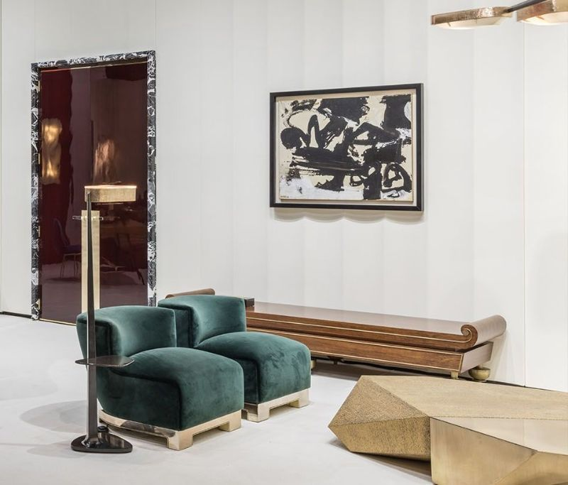Luxurious and Sophisticated Interiors Brought Us By Achille Salvagni (8)