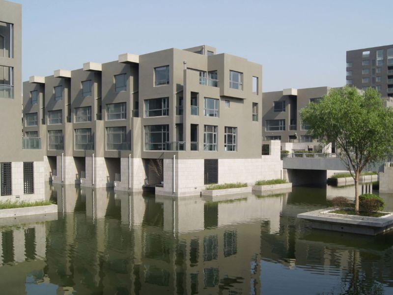 Vittorio Gregotti – A Life Dedicated To Modern Architecture vittorio gregotti Vittorio Gregotti – A Life Dedicated To Modern Architecture Pujiang New Town