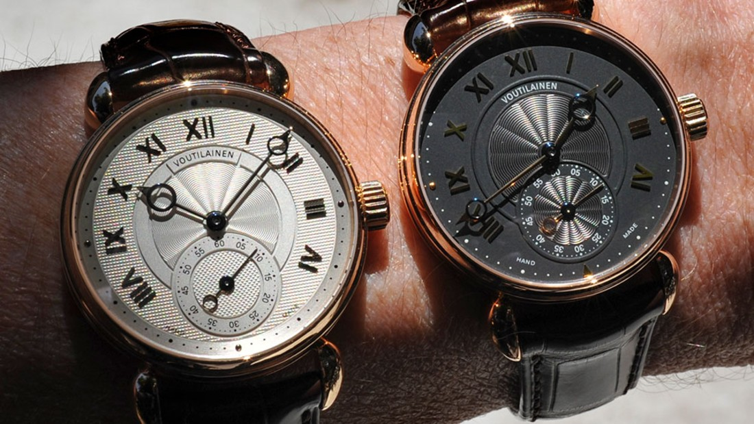 Robb Report Shares Collectors' Favourite Watch Designs Of The Century ft
