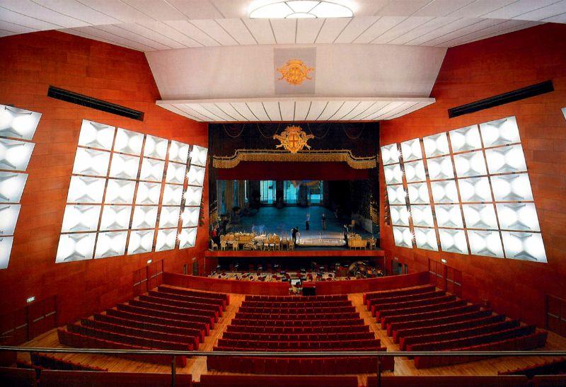 Vittorio Gregotti – A Life Dedicated To Modern Architecture vittorio gregotti Vittorio Gregotti – A Life Dedicated To Modern Architecture Teatro degli Arcimboldi Opera inside