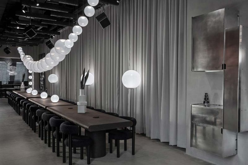tom dixon Tom Dixon Designs Environmental Conscious Furniture Collection The Manzoni in Milan