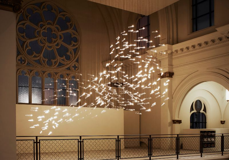 Drift Illuminates Parallels Between Man-Made and Natural Structures (10)