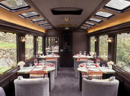 Exclusive And Opulent Train Journeys All Around The Globe ft