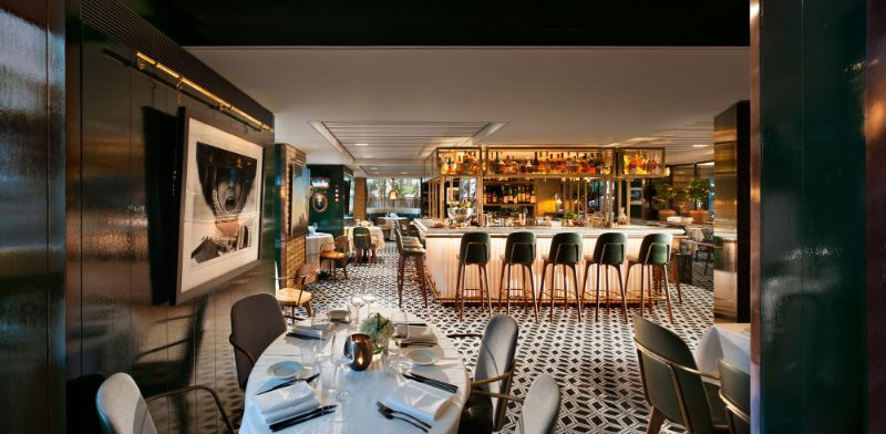 Luxury Restaurant Projects By High-End Interior Designers