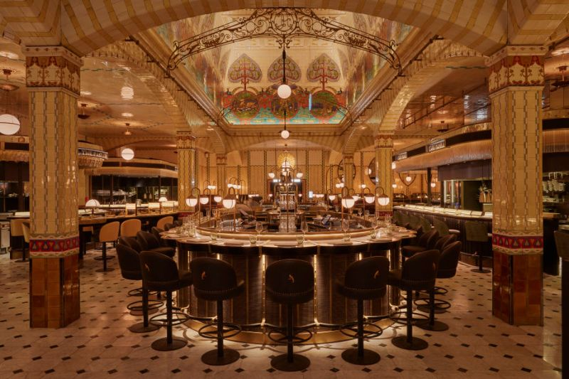 Luxury Restaurant Projects By High-End Design Names (3) luxury restaurant Luxury Restaurant Projects By High-End Design Names Luxury Restaurant Projects By High End Design Names 3