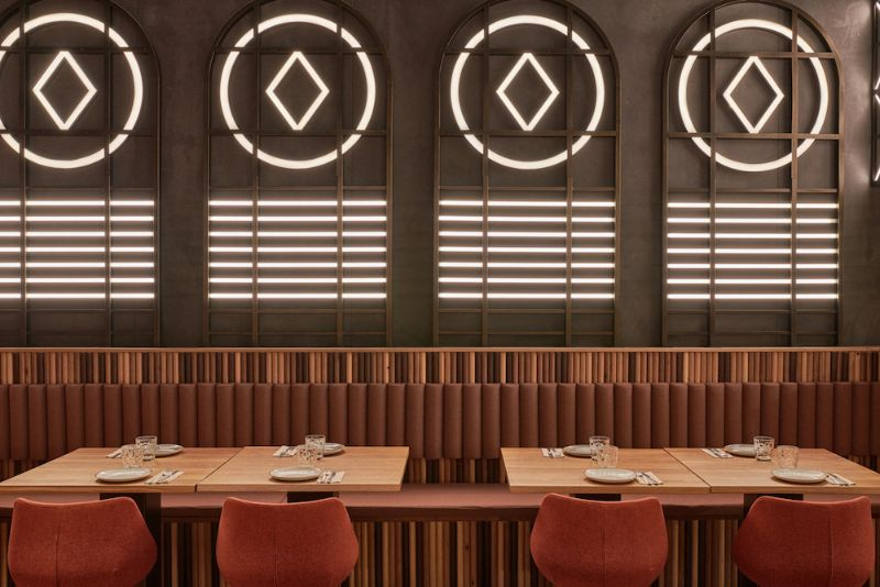Luxury Restaurant Projects By High-End Design Names (9) luxury restaurant Luxury Restaurant Projects By High-End Design Names Luxury Restaurant Projects By High End Design Names 9
