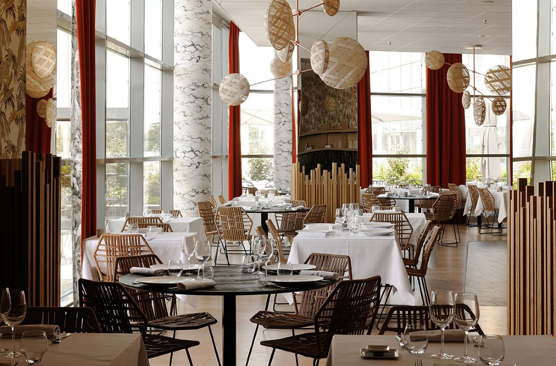 Luxury Restaurant Projects By High-End Design Names ft