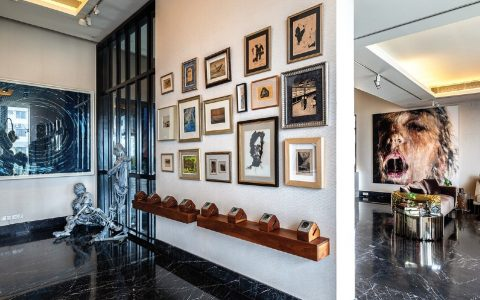 Collectable Design And Modern Art Reign In This Luxury Residence ft luxury residence Collectable Design And Modern Art Reign In This Luxury Residence Collectable Design And Modern Art Reign In This Luxury Residence ft 480x300