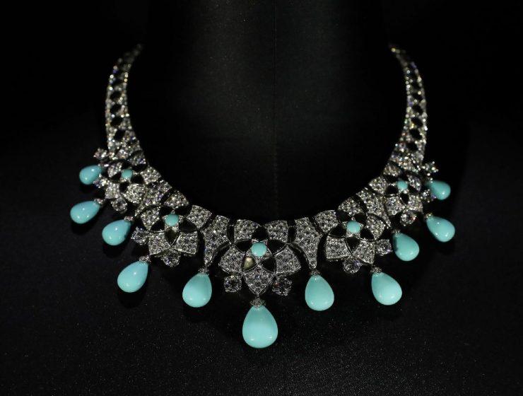 bulgari Bulgari's New Jewellery Collection Honours UAE's Rich Heritage PS1102 LOUVRE BULGARI09 1 740x560   PS1102 LOUVRE BULGARI09 1 740x560