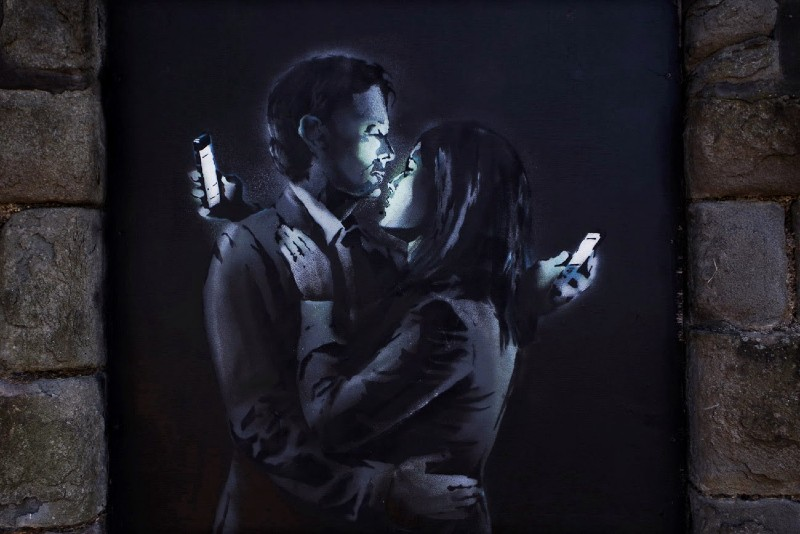 Banksy - A Selection Of The Faceless Artist's Best Artworks (2) (1) banksy Banksy – A Selection Of The Faceless Artist's Best Artworks Banksy A Selection Of The Faceless Artists Best Artworks 2 1