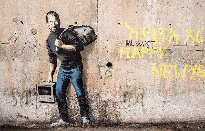 Banksy - A Selection Of The Faceless Artist's Best Artworks (9) banksy Banksy – A Selection Of The Faceless Artist's Best Artworks Banksy A Selection Of The Faceless Artists Best Artworks 9