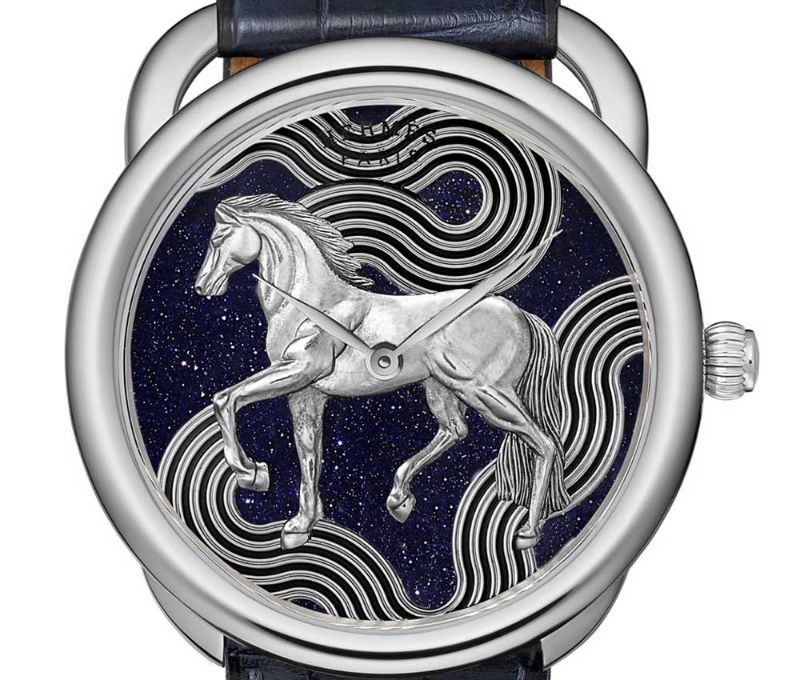 Hèrmes Releases A New Luxury Watch Highlighting Equestrian Designs  (3) hermès Hermès Releases A New Luxury Watch Highlighting Equestrian Designs  H  rmes Releases A New Luxury Watch Highlighting Equestrian Designs 3
