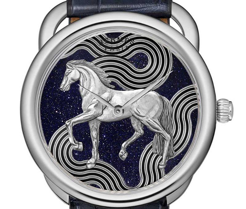 Hèrmes Releases A New Luxury Watch Highlighting Equestrian Designs (3) hermès Hermès Releases A New Luxury Watch Highlighting Equestrian Designs H  rmes Releases A New Luxury Watch Highlighting Equestrian Designs 3