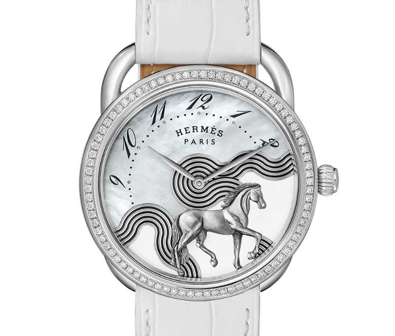 Hèrmes Releases A New Luxury Watch Highlighting Equestrian Designs  (5) hermès Hermès Releases A New Luxury Watch Highlighting Equestrian Designs  H  rmes Releases A New Luxury Watch Highlighting Equestrian Designs 5